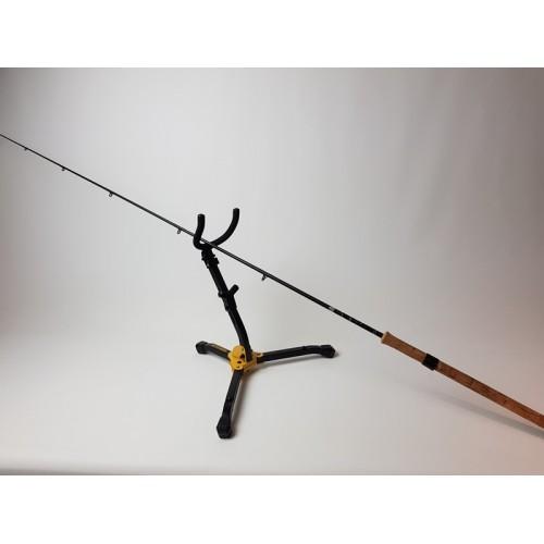 "Alan Brown 5' 8"" Spin hengel. Fishing 2000 antwerp"
