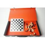 Mephisto III Brikett schaakcomputer koffer