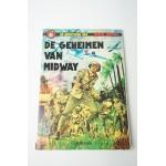 Buck Danny De geheimen van midway, 1974