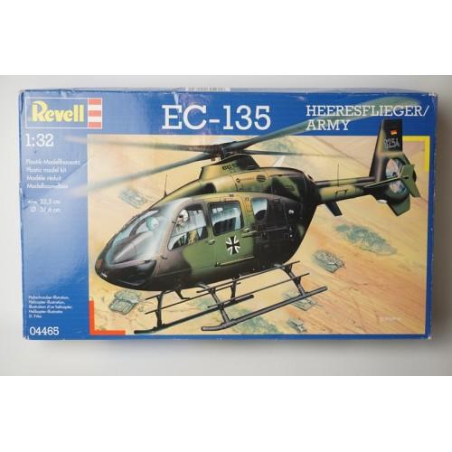 Revell EC-135 HEERESFLIEGER ARMY Helicopter 1:32