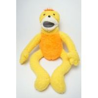 Flat Eric - Mr. Oizo knuffel, 60 cm lang.