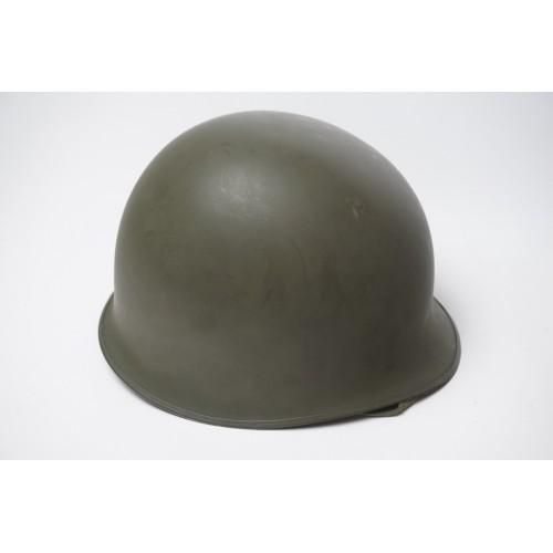 Militaire helm jaren 70/80