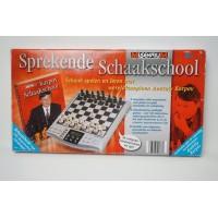 Millennium sprekende schaakschool schaakcomputer