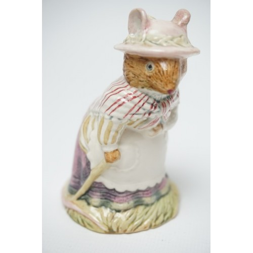 "Royal Doulton ""Old Mrs. Eyebright"" Jill Barklem Brambly Hedge Collection"