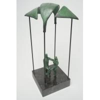 Uniek sculptuur van Corry Ammerlaan