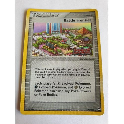 Battle Frontier - 71 / 108 - Uncommon Reverse Holo
