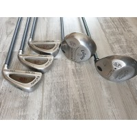 Callaway S2H2 golf clubs en drivers Big Bertha