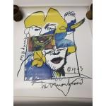 Herman Brood - 1993 Madonna