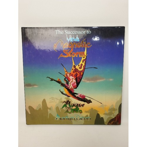 Magnetic storm door Roger Dean, softcover