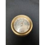 Plastimo scheeps 1980 barometer, gold plated?