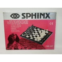 Sphinx junior cxg 237 schaakcomputer