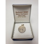 Biostabil 2000 magnetic, bio stabiel zilver 925 in doosje