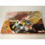 Meccano 6651 crazy inventors motor v3