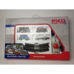 PIKO Modellbahn startset HO 57111 modeltrein set
