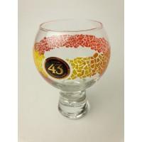 43 Cuarenta Y Tres glas 13 cm