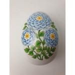 Gerold Lindt Ei, egg bloemen