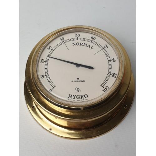 Junghans - scheeps hygrometer.