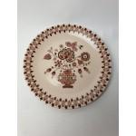 Ontbijtbord 20,5 cm Staffordshire Old Granite Johnson Bros Jamestown