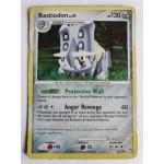 Bastiodon - 21 / 123 - Holo Rare Theme Deck Exclusive