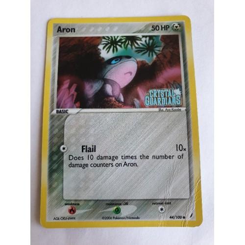 Aron - 44 / 100 - Common Reverse Holo