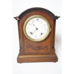 Ansonia clock, new york USA, notenfineer ongeveer 1890, klok