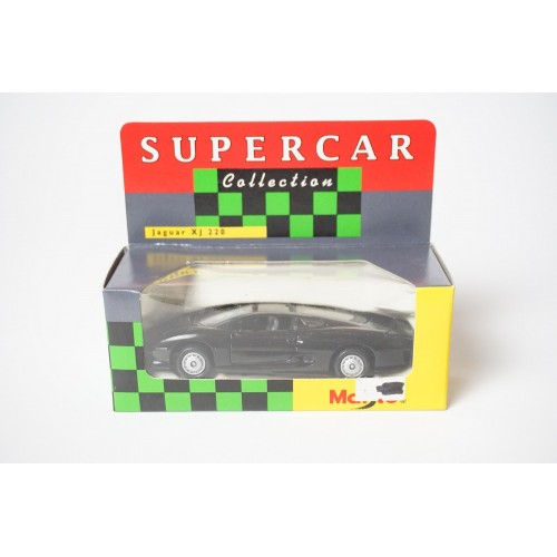 Jaguar XJ 220 Maisto Supercar Collection