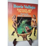 Boris Vallejo Fantasy Art Techniques