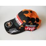 Christijan Albers Minardi en Dynabyte F1 pet - cap