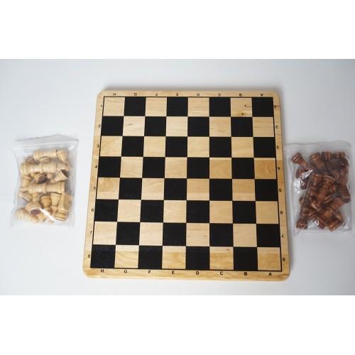 Collection classique chess houten schaakspel z.g.a.n.