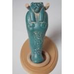Egyptisch - Egypte beeldje 6 ushabti - oesjabti - shabti