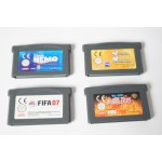 4 x game boy games