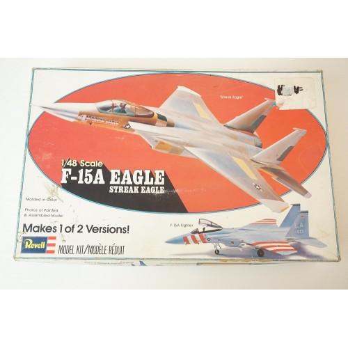 Revell F-15A streak eagle Schaal 1/48