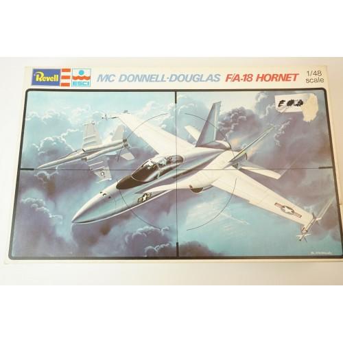 Revell mcdonnell douglas F/A-18 hornet Schaal 1/48