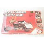 Revell Harley Davidson Electra Glide bouwdoos