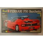 Revell bouwdoos Ferrari F50 Barchetta