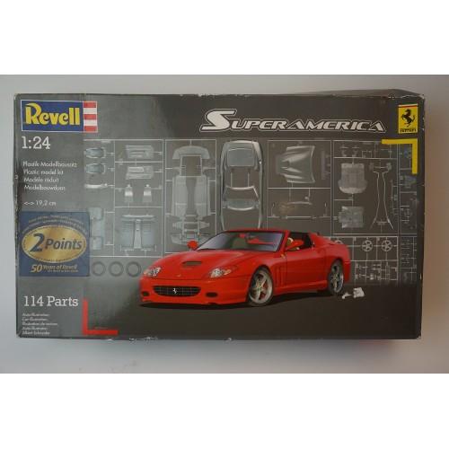 Revell bouwdoos Ferrari Superamerica
