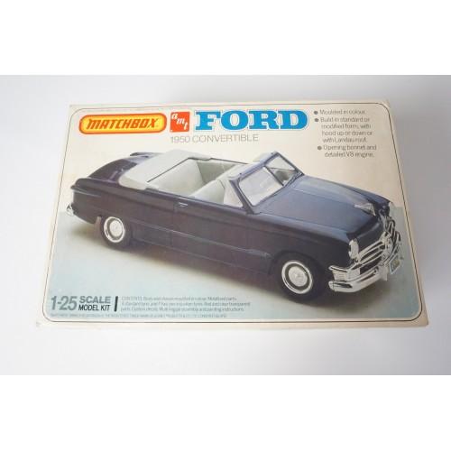 Ford 1950 Convertible PK-4135