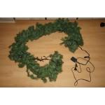 Kerst banden voor o.a. vensterbank of dresoir