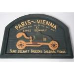 Paris - Vienna By Louis Renault