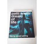 Patti Smith Dream of Life, gesigneerd boek uit 2008