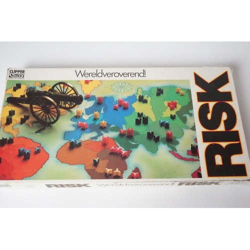 Risk Wereldveroverend