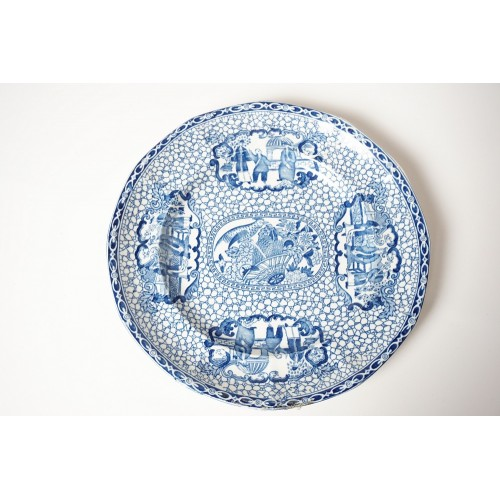 William Adams pottery 1780 bord No 623294
